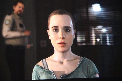 Jodie Holmes, the protagonist of the brand-new game Beyond.