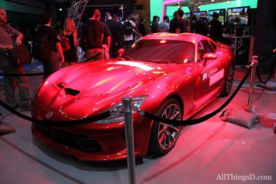A Forza Horizon Ferrari.