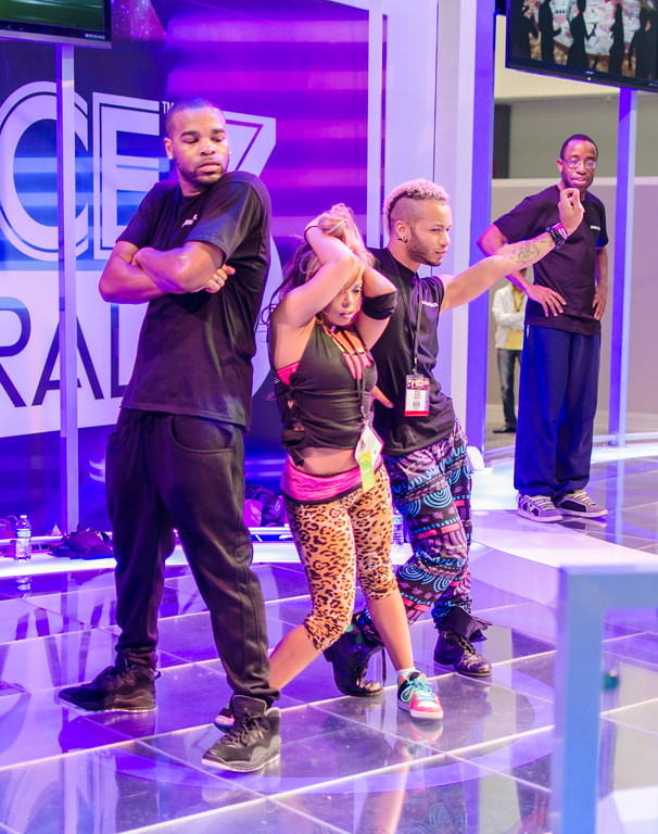 Dance Central 3 at E3 2012