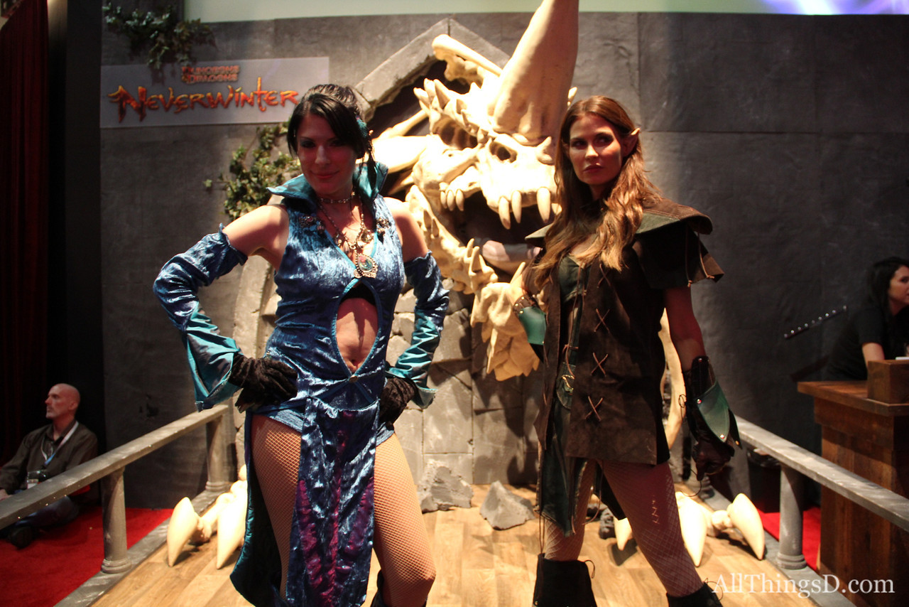 Neverwinter girls. Obviously.