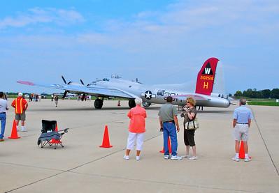 EAA B17 Air Show 2009