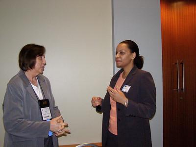 EB2007 Postdoc Preparation Institute:  Fran Yates and Shawn Drew