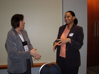 EB2007 Postdoc Preparation Institute:  Fran Yates and Shawn Drew