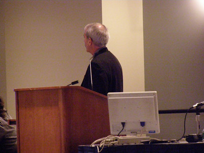 EB2007 Postdoc Preparation Institute:  Phil Clifford