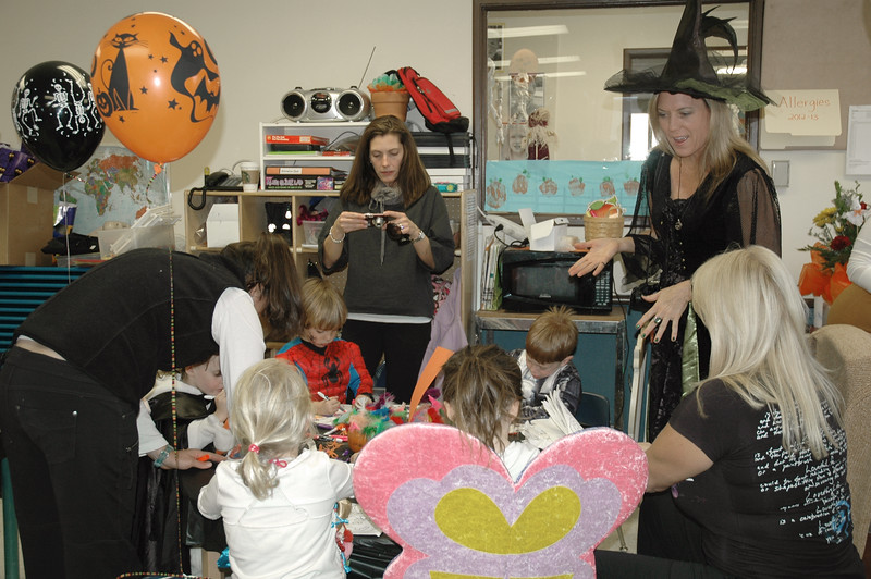 2012 Halloween ECDS PreK 30