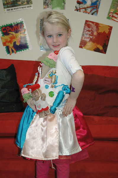 2012 Halloween ECDS PreK 15