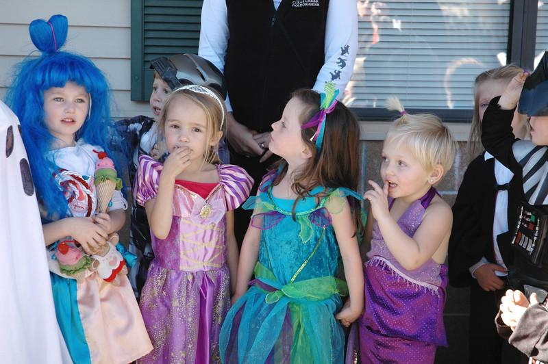 2012 Halloween ECDS PreK 4