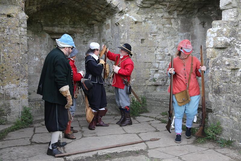 Corfe Castle-Lord Hopton's-122