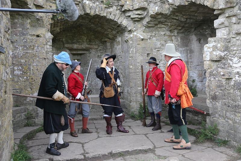 Corfe Castle-Lord Hopton's-118