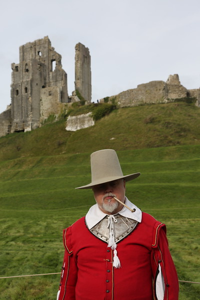 Corfe Castle-Lord Hopton's-47