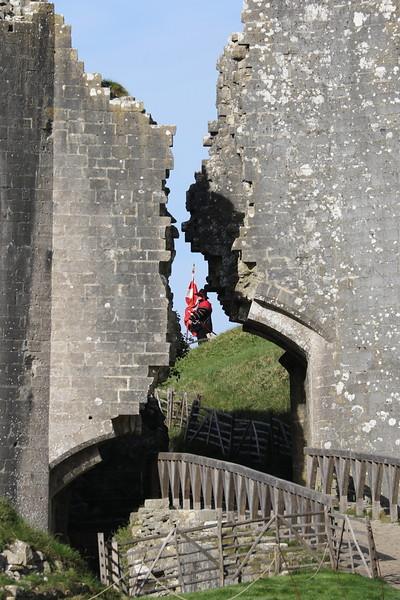 Corfe Castle-Lord Hopton's-139