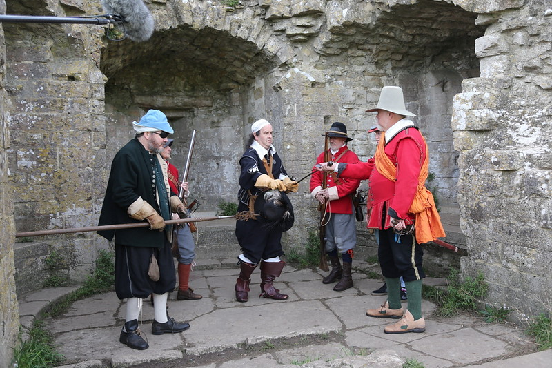 Corfe Castle-Lord Hopton's-119