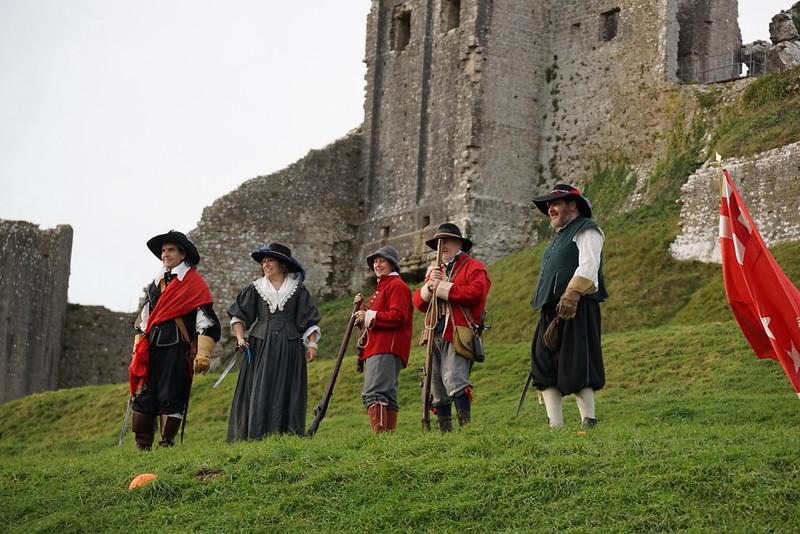 Corfe Castle-Lord Hopton's-167