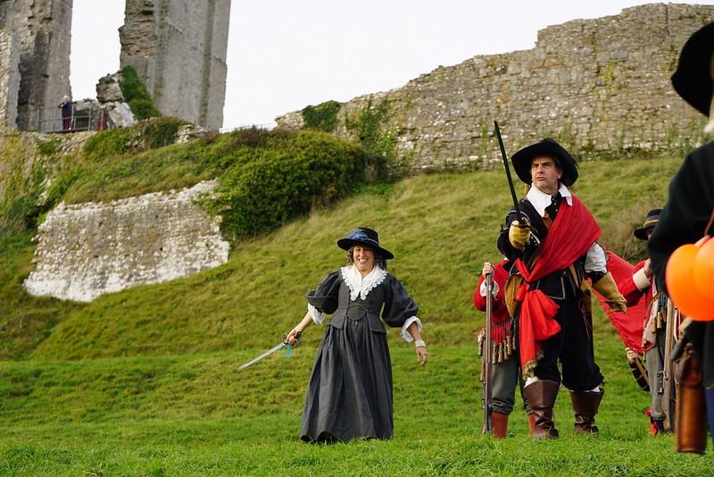 Corfe Castle-Lord Hopton's-164
