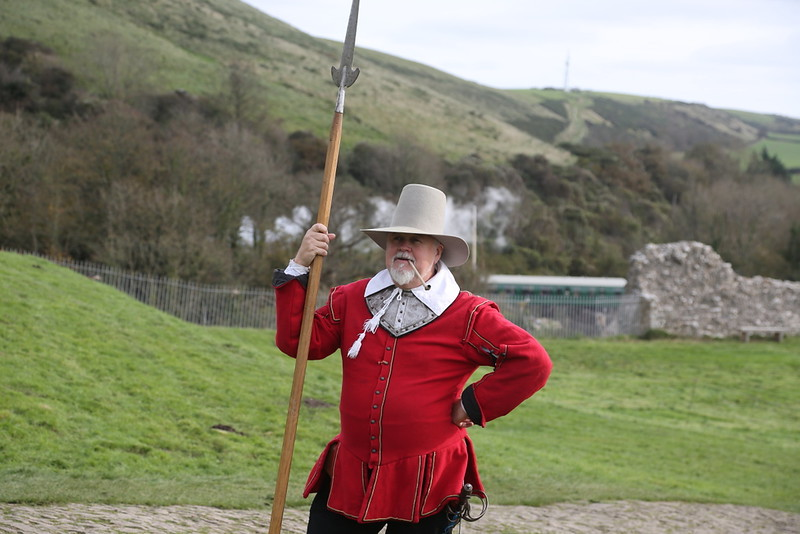 Corfe Castle-Lord Hopton's-37