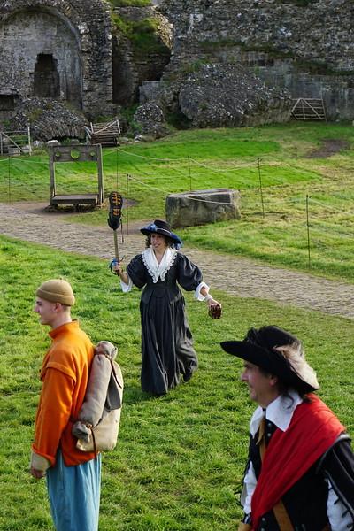 Corfe Castle-Lord Hopton's-153