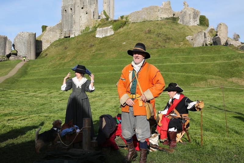 Corfe Castle-Lord Hopton's-100