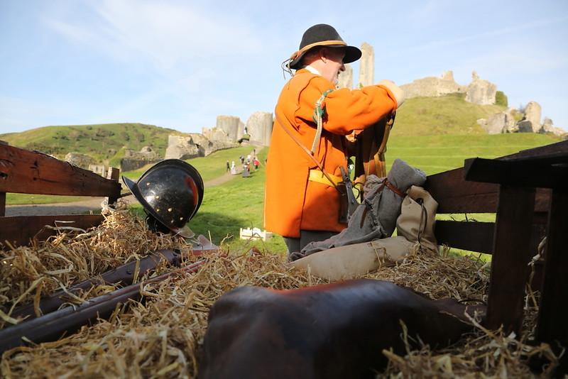 Corfe Castle-Lord Hopton's-95