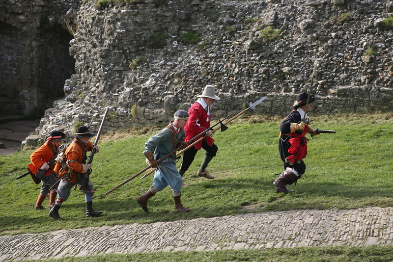 Corfe Castle-Lord Hopton's-09