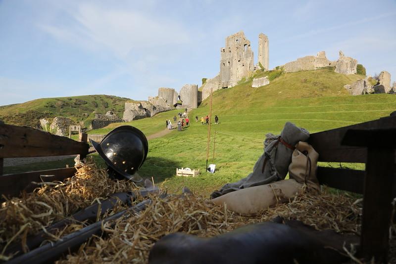 Corfe Castle-Lord Hopton's-96