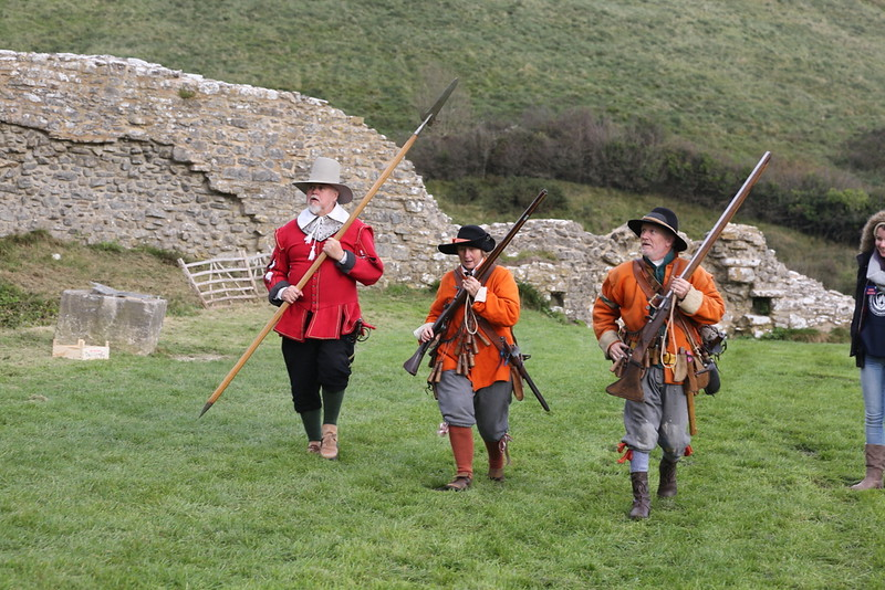 Corfe Castle-Lord Hopton's-55