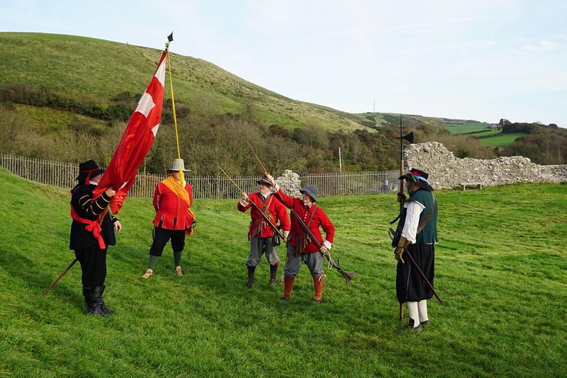 Corfe Castle-Lord Hopton's-154