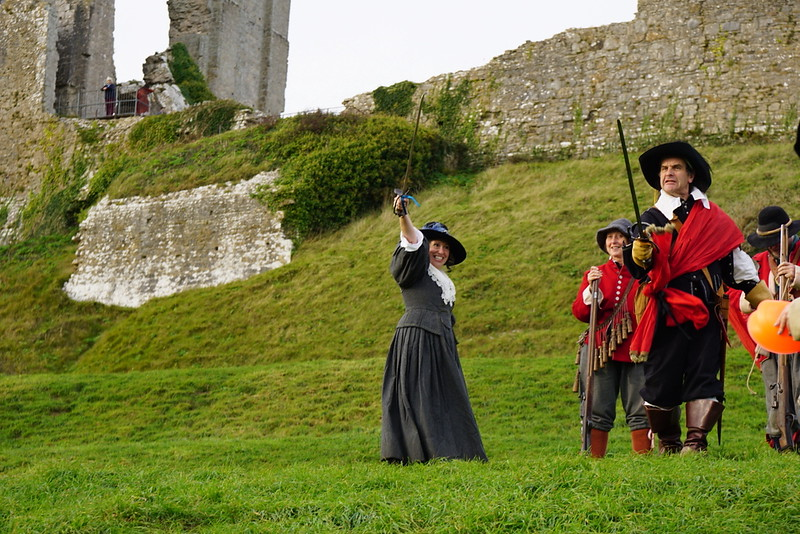 Corfe Castle-Lord Hopton's-163