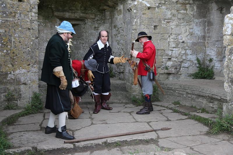 Corfe Castle-Lord Hopton's-123