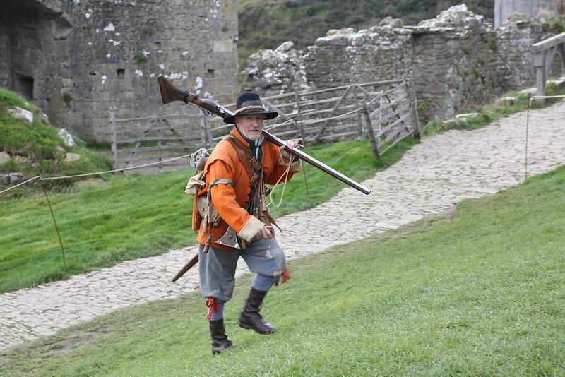 Corfe Castle-Lord Hopton's-50