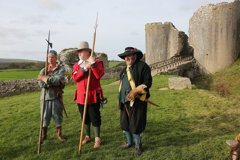Corfe Castle-Lord Hopton's-13