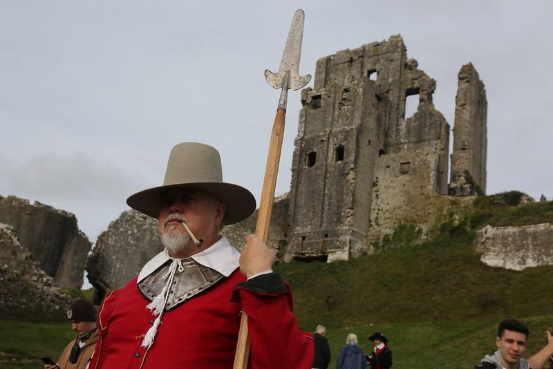 Corfe Castle-Lord Hopton's-46