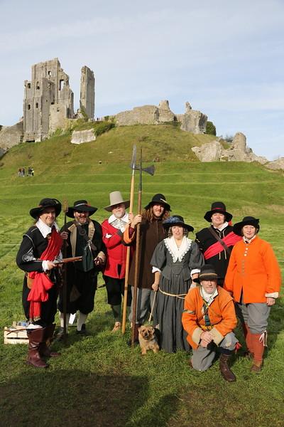 Corfe Castle-Lord Hopton's-107