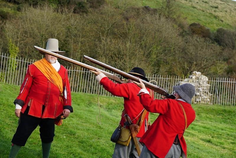 Corfe Castle-Lord Hopton's-157