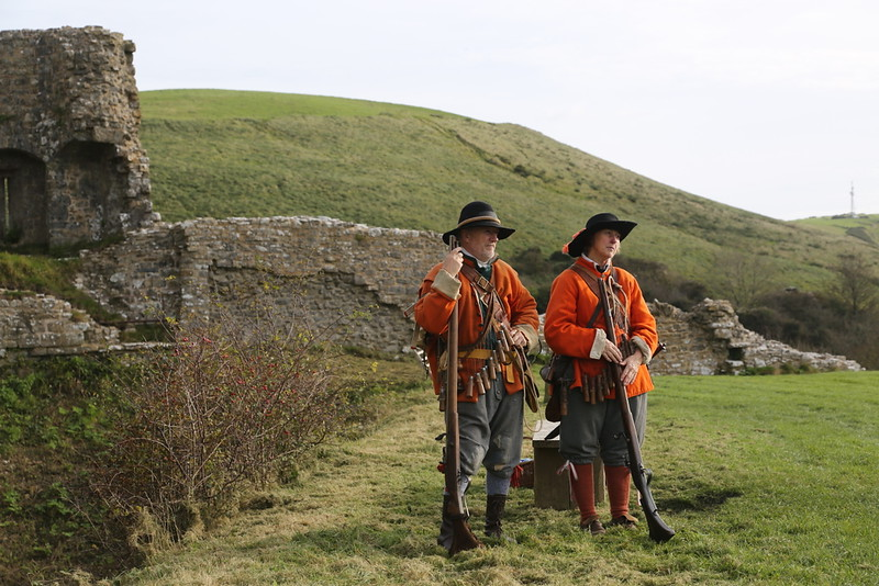 Corfe Castle-Lord Hopton's-17
