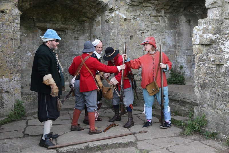 Corfe Castle-Lord Hopton's-121