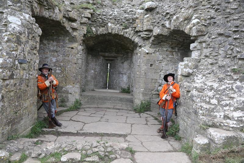 Corfe Castle-Lord Hopton's-68