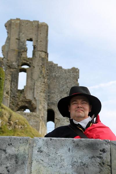 Corfe Castle-Lord Hopton's-103