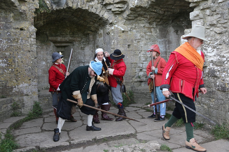 Corfe Castle-Lord Hopton's-120