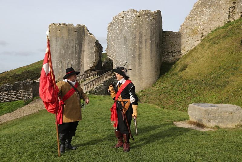 Corfe Castle-Lord Hopton's-20