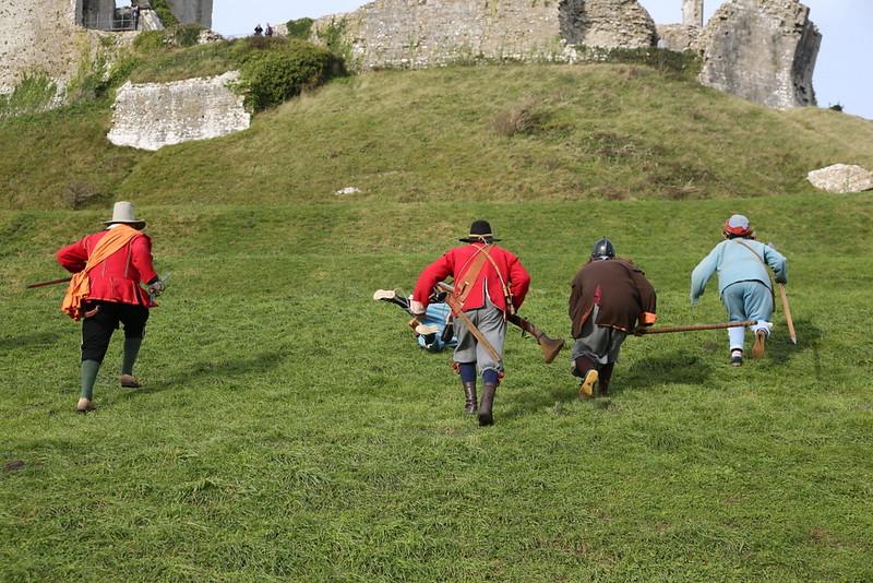 Corfe Castle-Lord Hopton's-114
