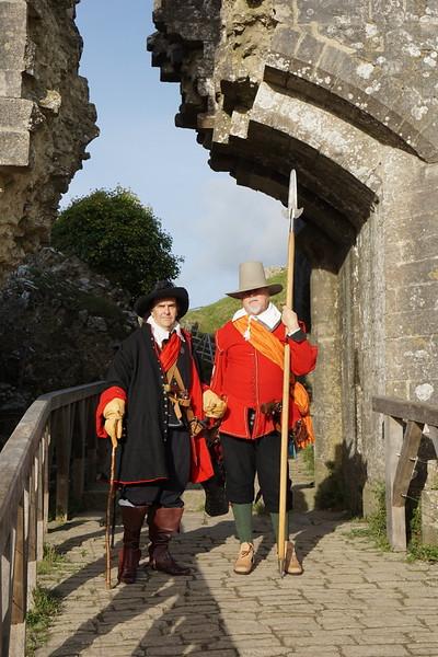 Corfe Castle-Lord Hopton's-151