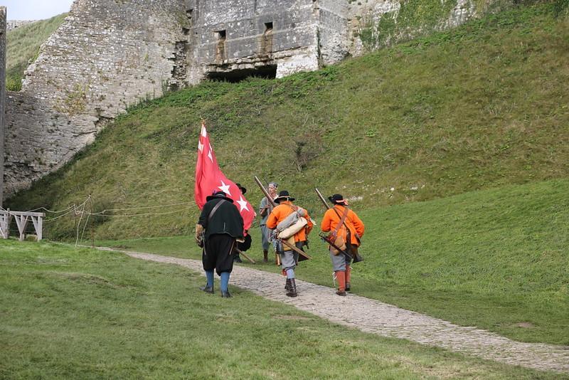 Corfe Castle-Lord Hopton's-34