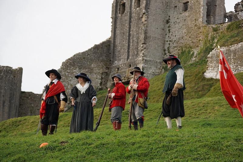 Corfe Castle-Lord Hopton's-166