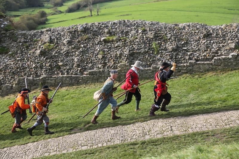 Corfe Castle-Lord Hopton's-10