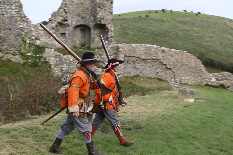 Corfe Castle-Lord Hopton's-63