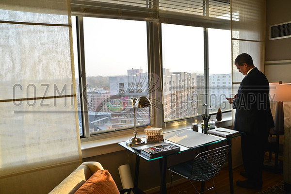 Solaire Luxury Apartments Grand Opening Oct. 2012,  Silver Spring MD