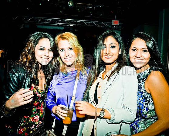 HiBall Events' Thanksgiving Throwdown at Clarendon Ballroom Nov. 2011, Va