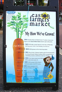 Easton Farmers Market, Easton PA est 1752