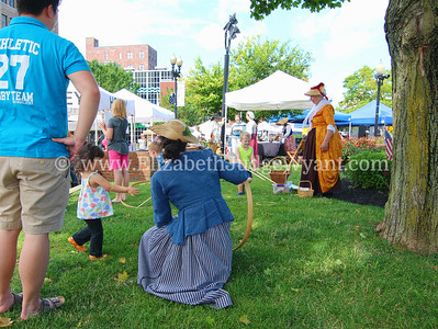 Easton Farmers' Market 265th Birthday, Easton, PA 7/8/17