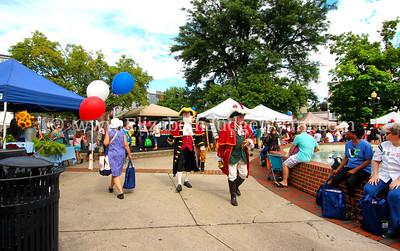 Easton Farmers' Market 265th Birthday, Easton, PA 7/8/17